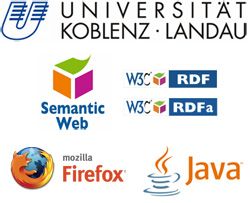University, RDF, RDFA, Firefox, Java